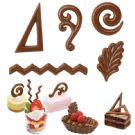 DESSERT ACCENTS CANDY MOLD